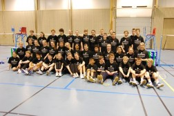 Flott lagserieavslutning for U15