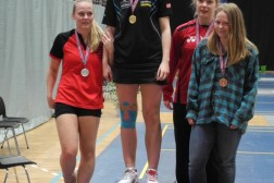 To bronsemedaljer i Jr NM på Lillehammer
