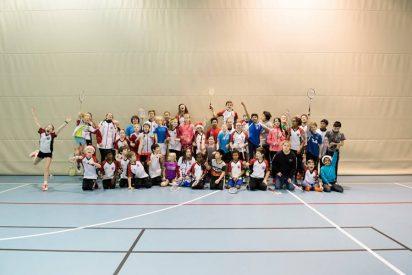 Badmintonskolen 2019/2020 i Oppsal arena og Haugerudhallen – Påmelding nå!
