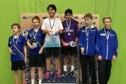 Haugerudspiller til topps i Finnish International Junior Elite 2016