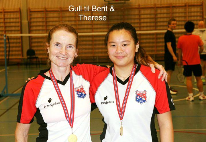Fem gull til Haugerud under årets kretsmesterskap