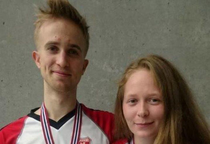 To bronse og en sølv til Haugerud i U23 NM på Stord