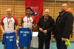 Trivelig kretsmesterskap 2018 på Haugerud
