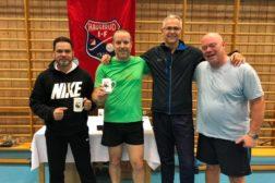 Travelt med god stemning under Haugerud cup 2018