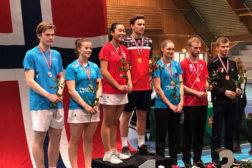 Haugerud beste klubb i senior NM 2019