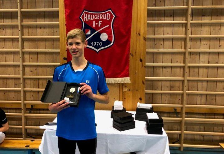 Haugerud ranking U15/19 – Gode resultater på hjemmebane