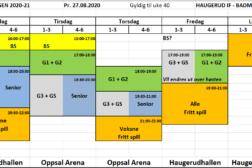 Om sesongen 2020-21
