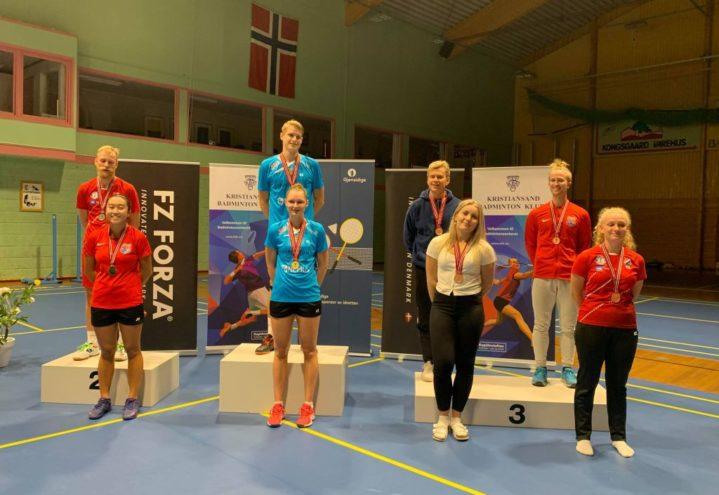 Gullet glapp men fem medaljer til Haugerud under årets senior NM i Kristiansand