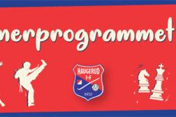 Sommerprogram i Haugerud IF – også med badminton